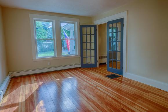 Beautiful Hardwood Floors Throughout