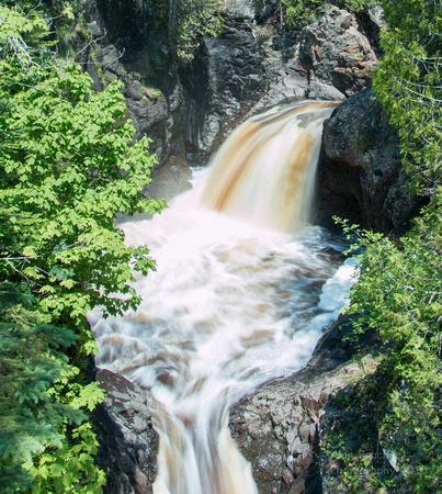 Flowing Falls
