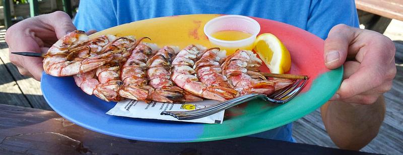 Scrumptious Rock Shrimp
